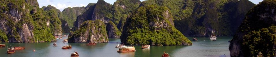 Vietnam Tours - Travel RedBook